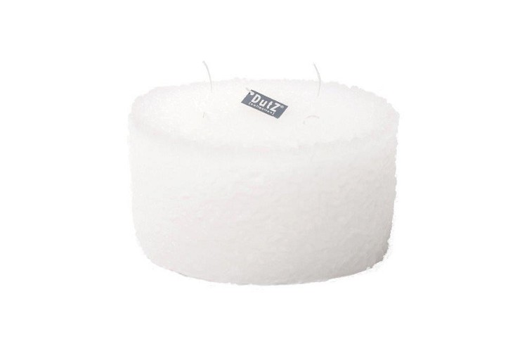 Candle ice white 3 wick